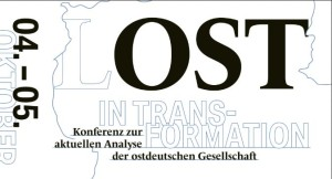 Flyerausschnitt der Konferenz LOst in Transformation